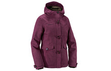 Vaude Women's Yale Jacket V raspberry